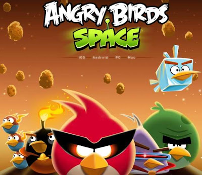 Angry Birds Space 1.0.0 + Patch