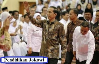 Pendidikan Jokowi