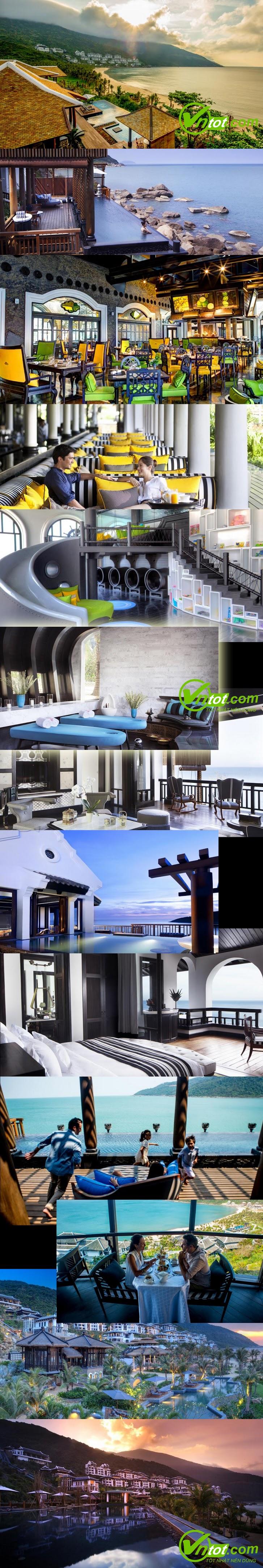Khách sạn InterContinental Đà Nẵng (Gần Bãi bắc - Sơn Trà)