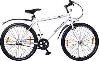 Hero Urban 26 T Single Speed Mountain Cycle