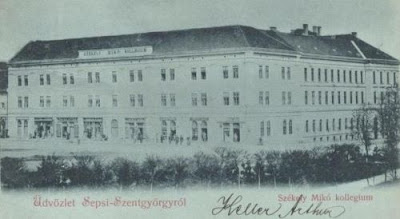 Székely Mikó Kollégium, Dan Tănasă, Sepsiszentgyörgy, magyarság,