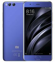 Spesifikasi dan Harga Xiaomi Mi 6 Blue