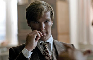Benedict Cumberbatch as in Tinker Tailor Soldier Spy