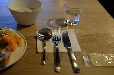 長野県松本市の喫茶・カフェ Cafe chiiann (カフェ チーアン)カトラリー