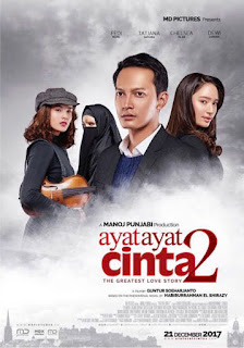 Download Ayat-Ayat Cinta 2 (2017) Full Movie