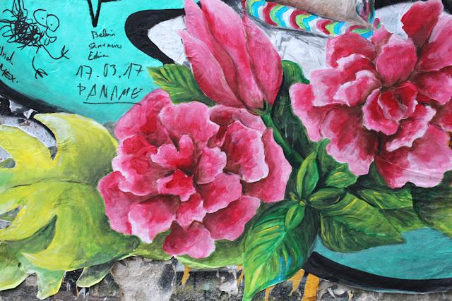 Street art, Berlin - travel & lifestyle blog