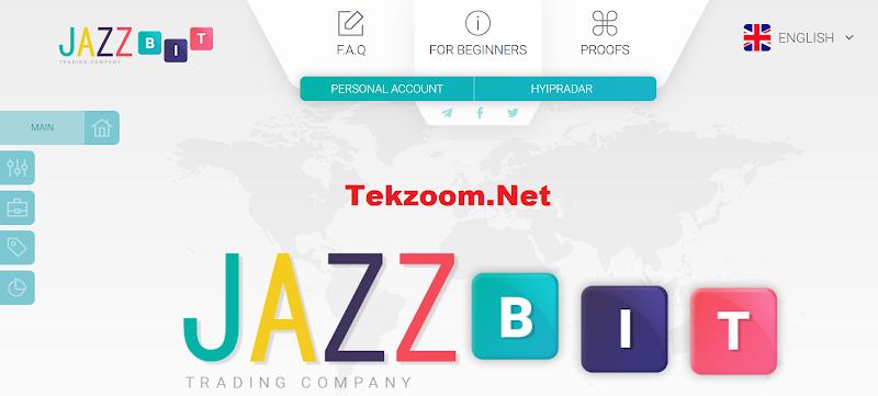 [SCAM] Review Jazz-Bit : Site chiến nhanh từ US - Lãi từ 7% hằng ngày - Thanh toán Manual