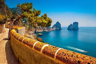 Conheça a Via Krupp, uma das trilhas mais deslumbrantes da Ilha de Capri