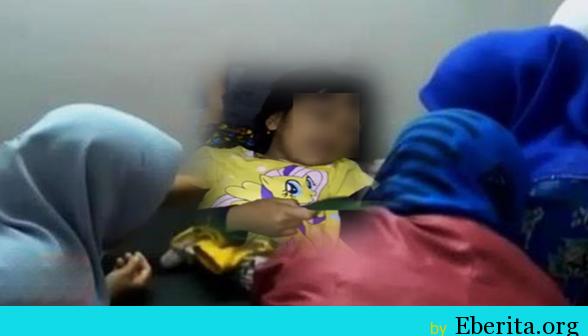Allahuakhbar.. Kanak-kanak 7 Tahun GILA Akibat Stress Terlalu Banyak Belajar