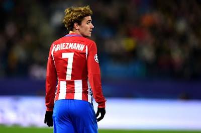 Griezmann Menyatakan Dirinya Tidak Akan Pernah Gabung Dengan Arsenal
