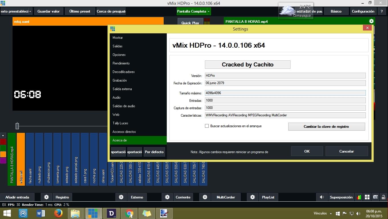 Keygen vmix 21 | vMix 22 0 0 60 Crack Download Full