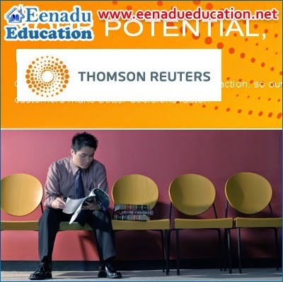 Thomson Reuters various Jobs