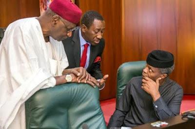 Yemi Osinbajo, News, Federal Executive Council, Nigeria, Acting president,