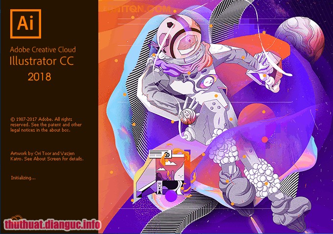Download Adobe Illustrator CC 2018 v22.0.0 Full cr@ck
