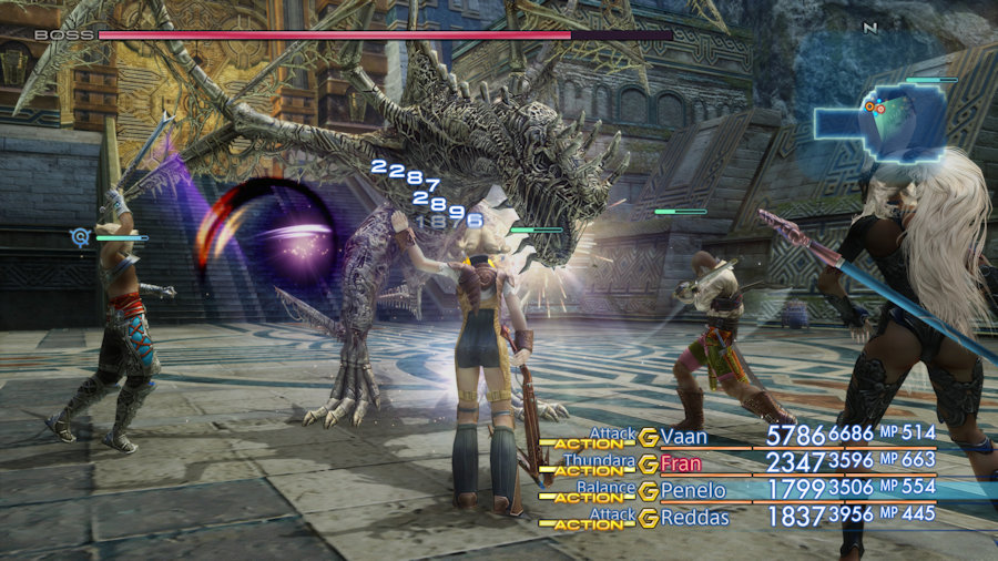 The Qwillery: Final Fantasy XII The Zodiac Age Arrives on February