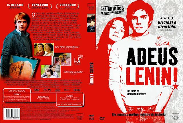 Capa DVD Adeus, Lenin!
