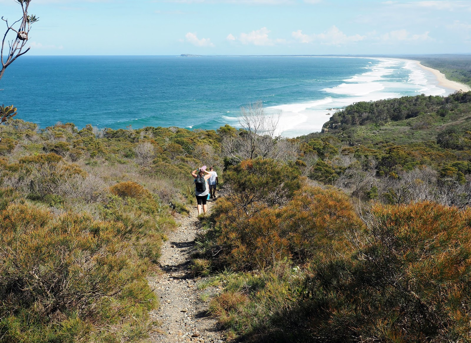 Walking Crowdy Bay National Park