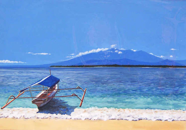 Tempat Wisata Gili Meno Lombok