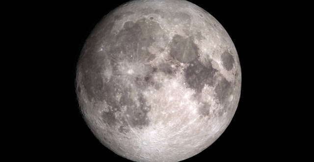 If the Moon has enough water, and if it's reasonably convenient to access, future explorers might be able to use it as a resource. Credits: NASA's Goddard Space Flight Center