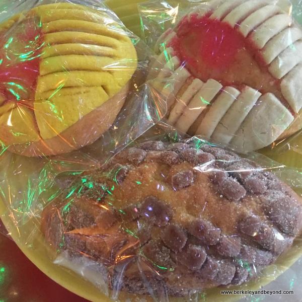 pan dulces at Mi Tierra Cafe y Panaderia at Market Square in San Antonio, Texas