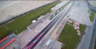 Qatar Racing Club Drag Strip View