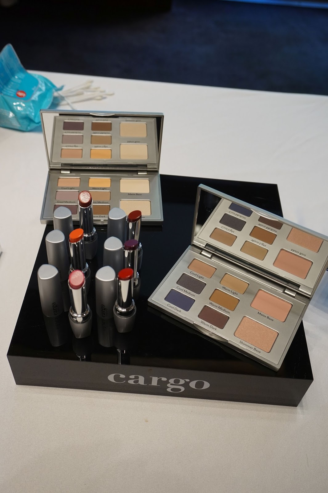 Cargo Cosmetics fall winter holiday 2016 chill in the six