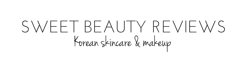 Sweet Beauty Reviews: Korean Skincare and Beauty.