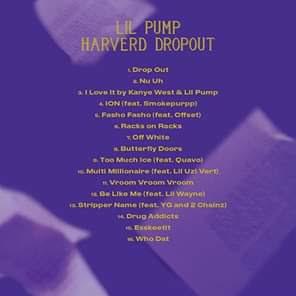 lil pump track list