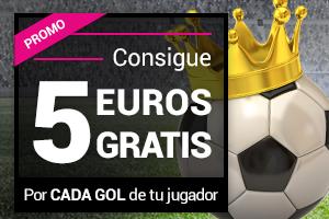 goldenpark Consigue Bonos GRATIS Jornada de Champions 20-21 febrero