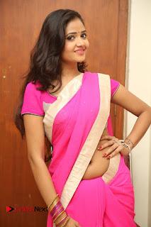 Actress Shriya Vyas Pictures at Oka Manasu Audio Launch  0008