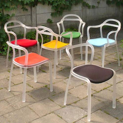 Modern Plastic Chair Designs Home Furniture