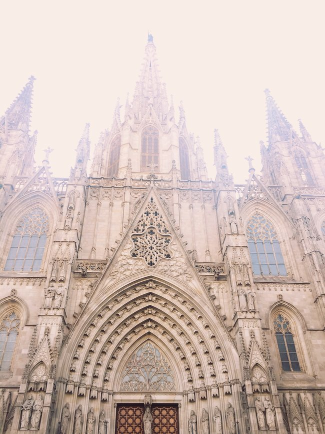 Barcelona in 3 days - Barcelona travel guide - Gothic Quarter - Barcelona Cathedral