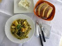 Κουκιά Φρέσκα Λεμονάτα, με Αγκινάρες, Πατάτες, και Αρακά - by https://syntages-faghtwn.blogspot.gr