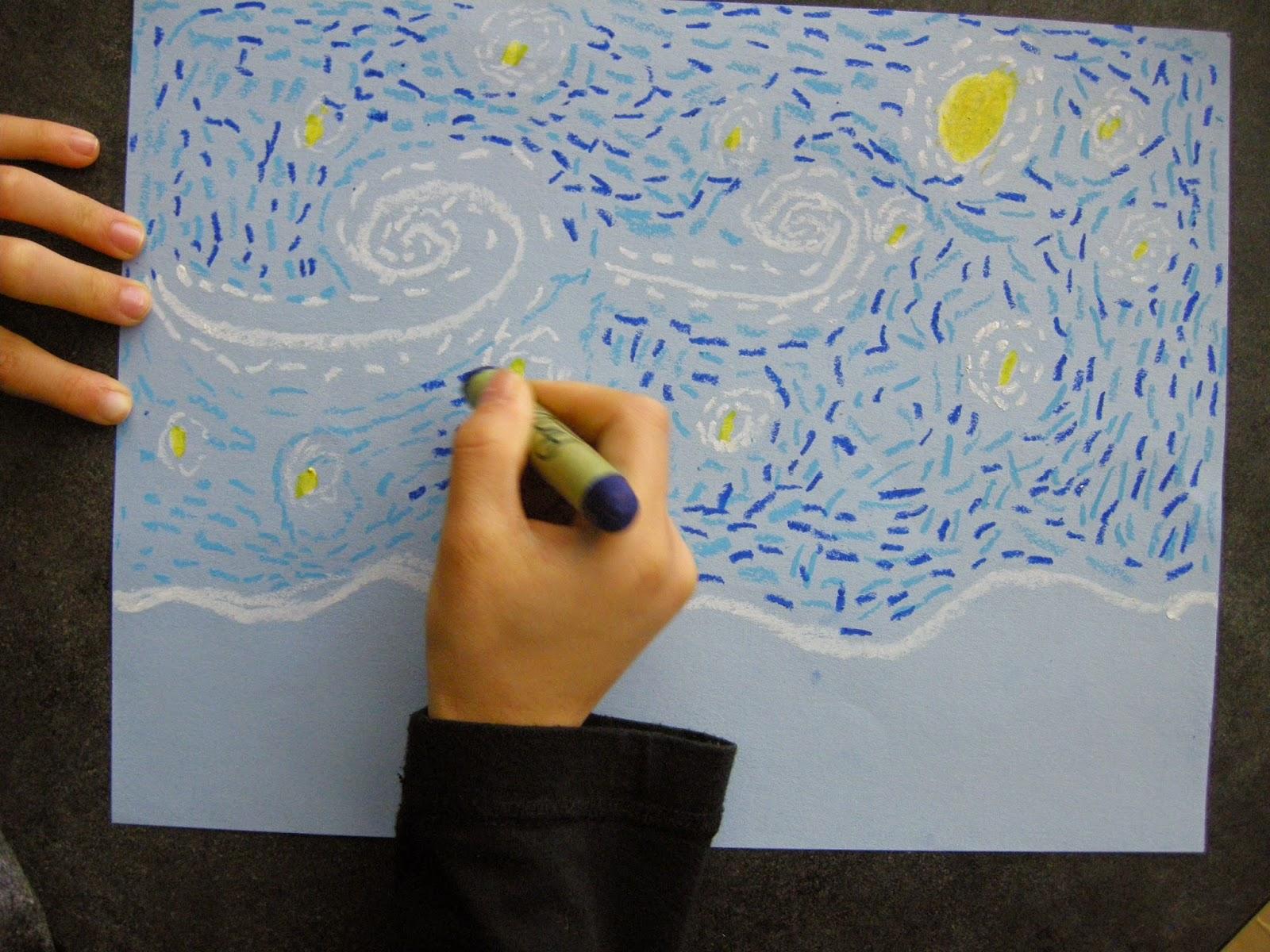 Zilker Elementary Art Class 1st Grade 2nd Grade And 4th