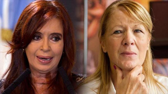 Fernández quiere condena para diputada que la acusó de corrupta