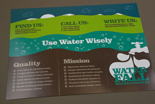 25 Awesome Brochure Design Ideas - Jayce-o-Yesta