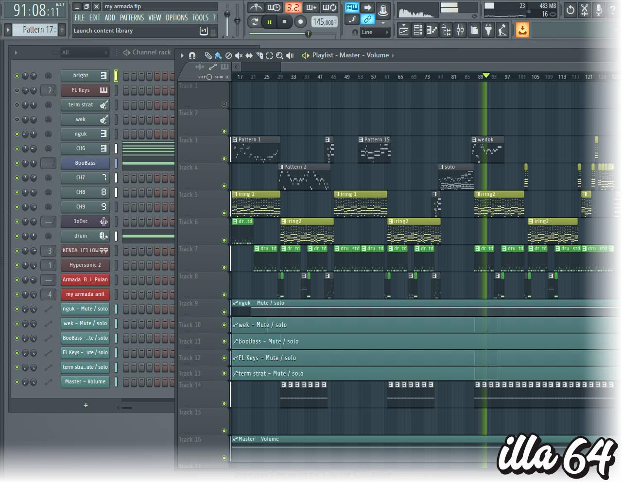 Fl Studio 12.4.2 Crack Only