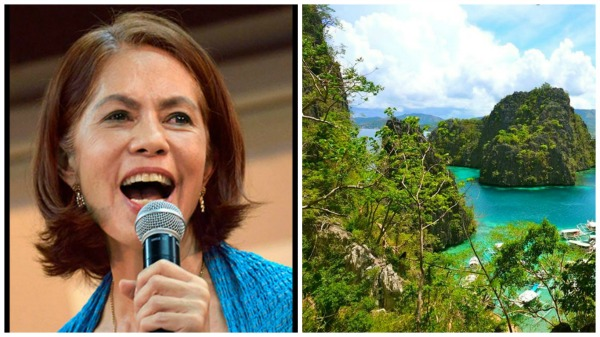 Gina Lopez won't allow proposed Nickelodeon theme park in Palawan