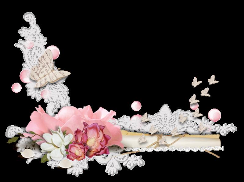 Vector Floral Esquinas Descargar Vectores Gratis