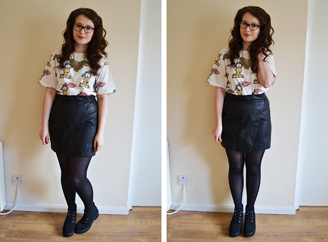 scottish student fashion blogger uk