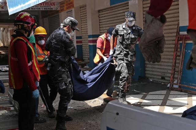 muertos terremoto ecuador