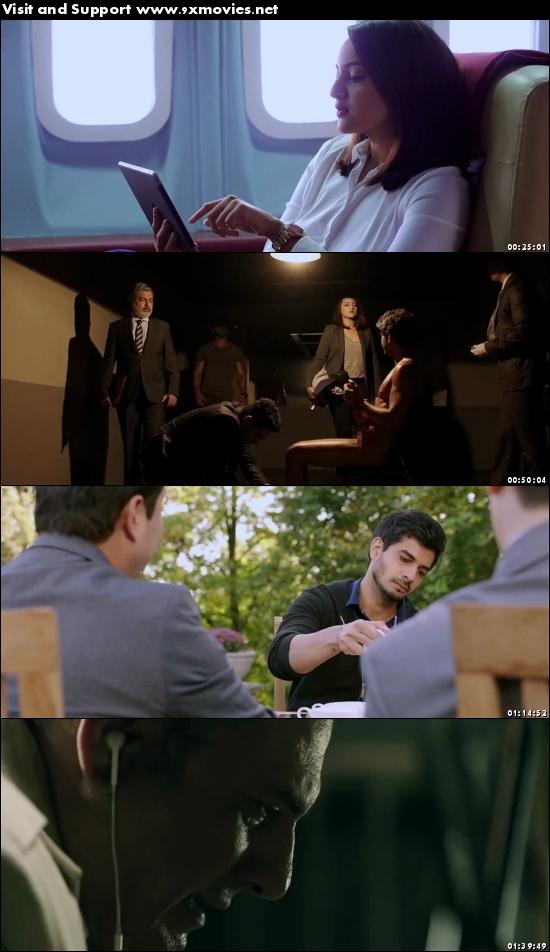 Force 2 2016 Hindi 720p DVDRip