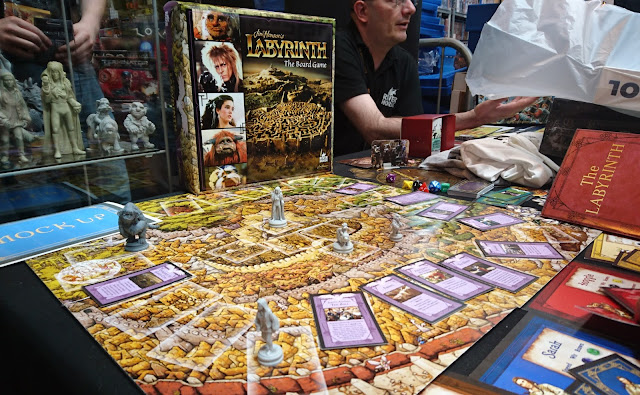 Labyrinth board game - River Horse Games