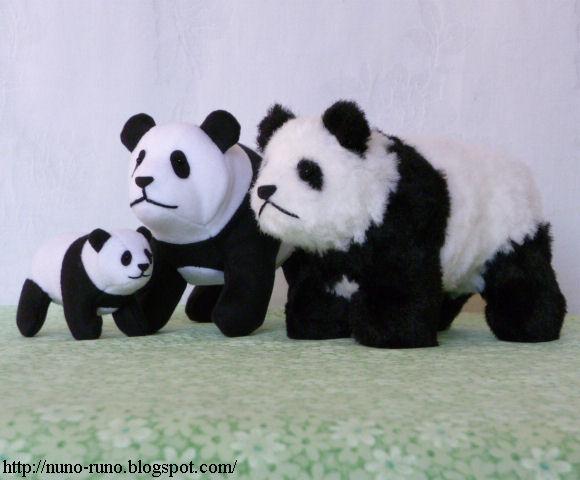 Nuno Life Small Panda