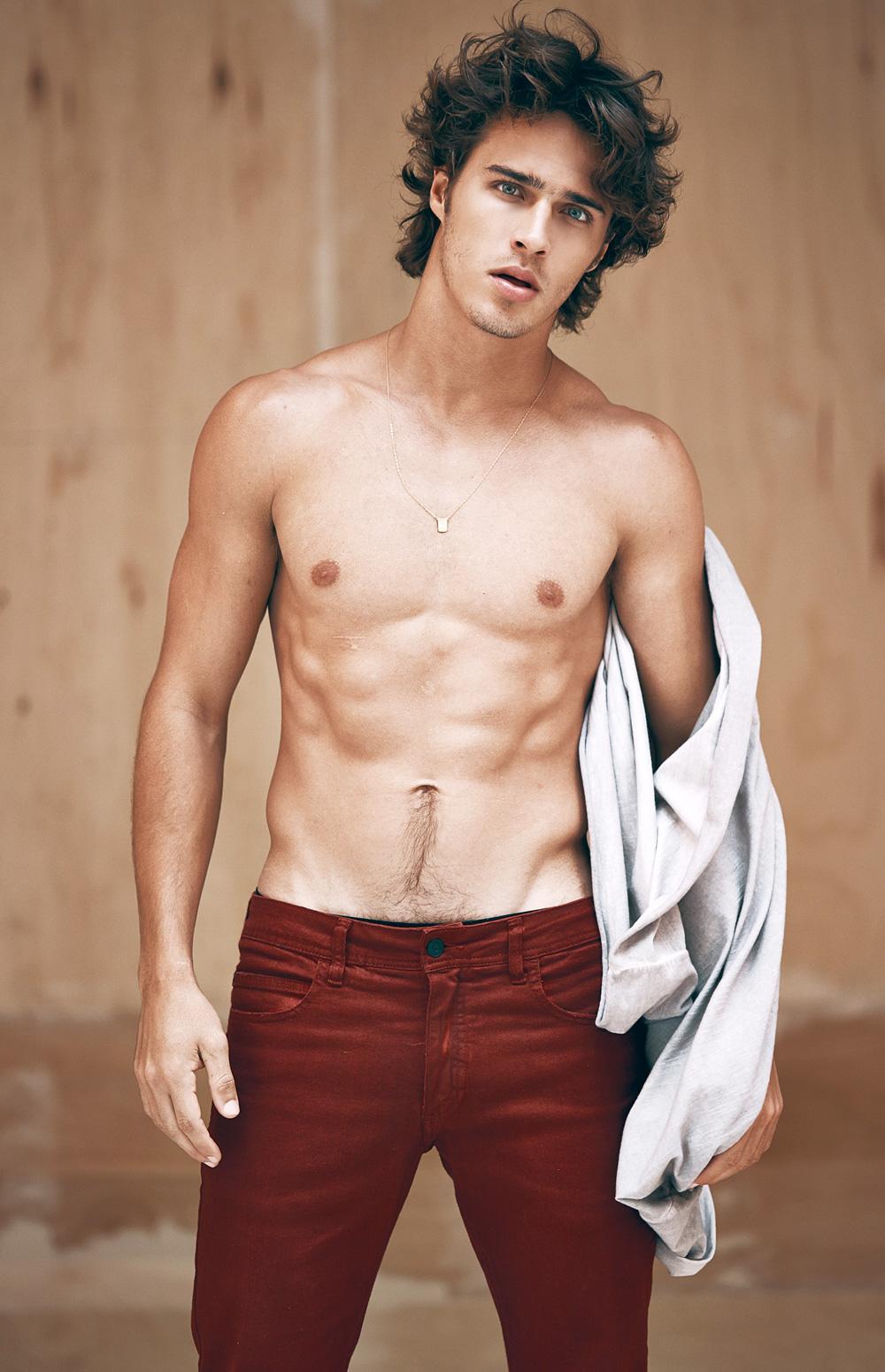 Boobs Naked Male Model Brazil Pics