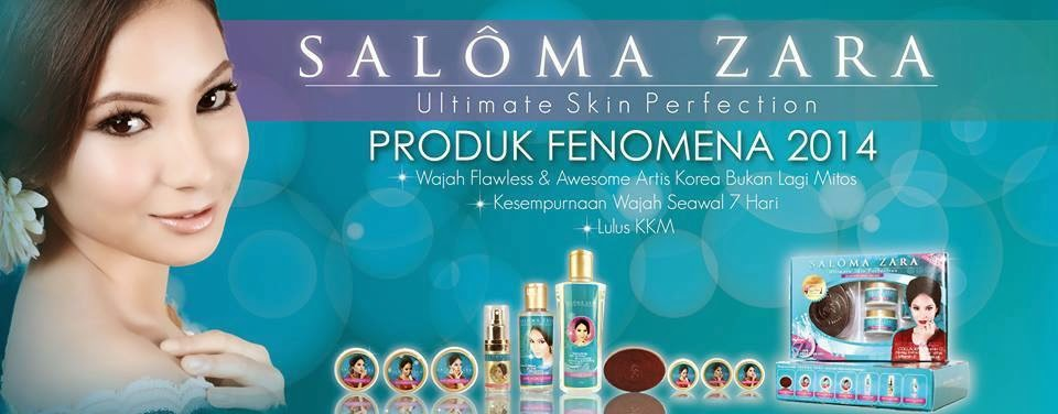 SALOMA ZARA - YOUR ULTIMATE SKIN PERFECTION