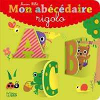 Mon abécédaire rigolo - Editions LITO