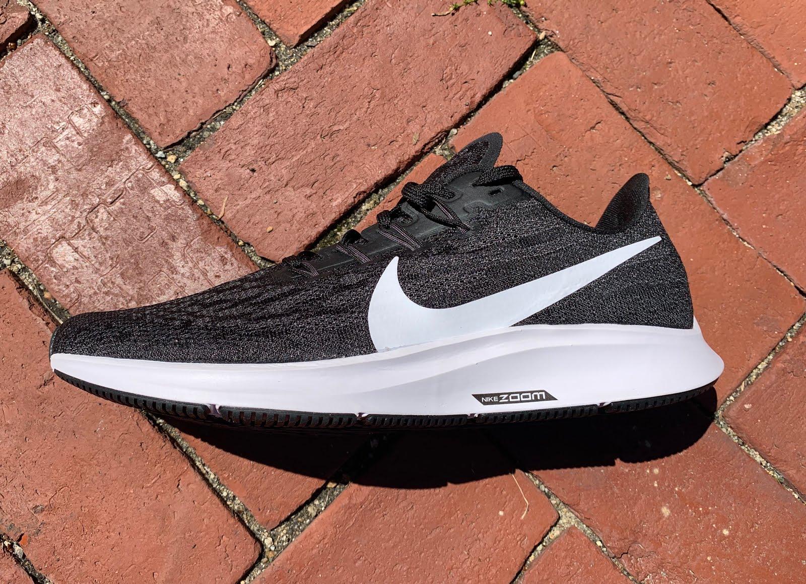 outlet store 1c284 1e0e6 Road Trail Run: Nike Zoom Pegasus 36 Initial Runs Video ...