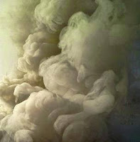 Keluarnya asap (dukhan)