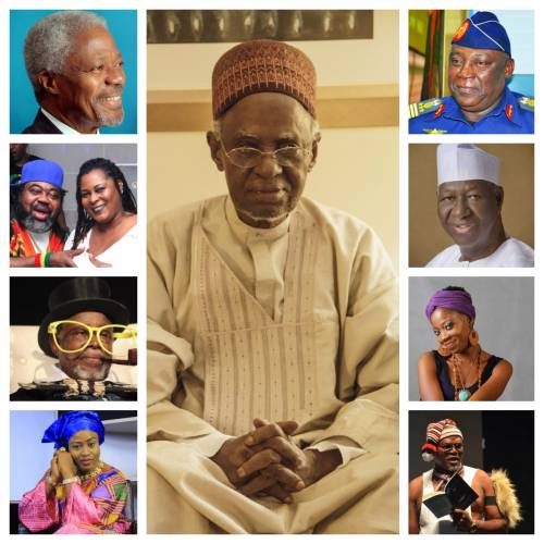 Aisha Abimbola, Tosyn Bucknor, Baba Sala and Others... The 13 Most Painful Deaths Of 2018